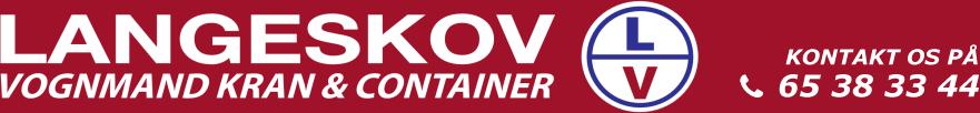 Langeskov Vognmandsforretning Logo
